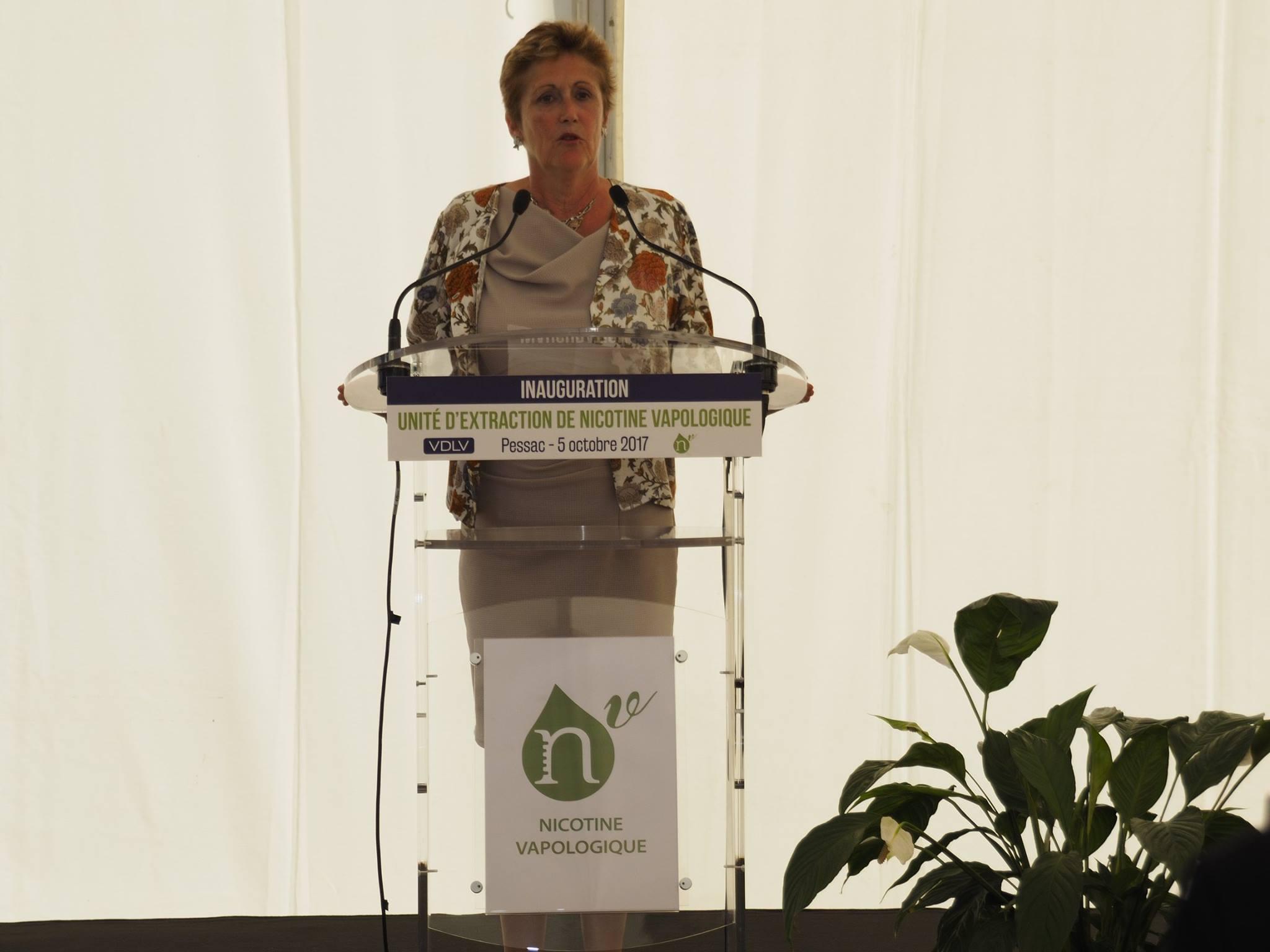 Discours de Sylvie Trautmann, Adjointe au maire de Pessac