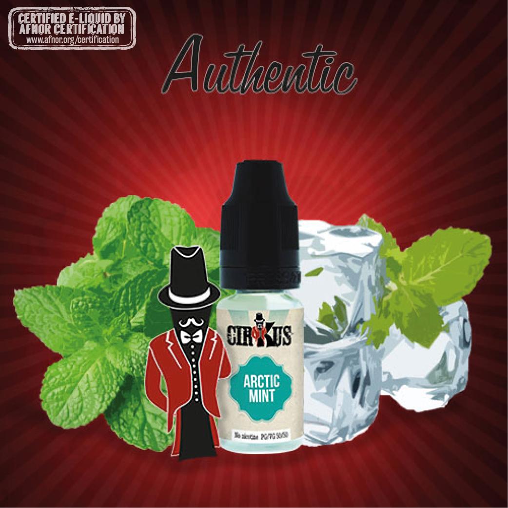 Authentic CirKus - Artic Mint