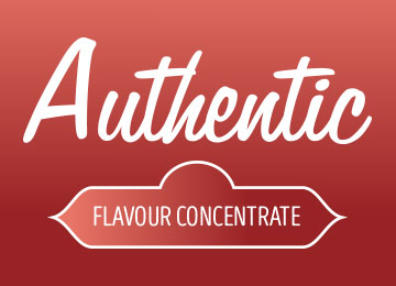 Authentic CirKus concentrated flavours