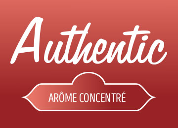 Authentic Concentrés