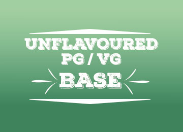 PG/VG Bases