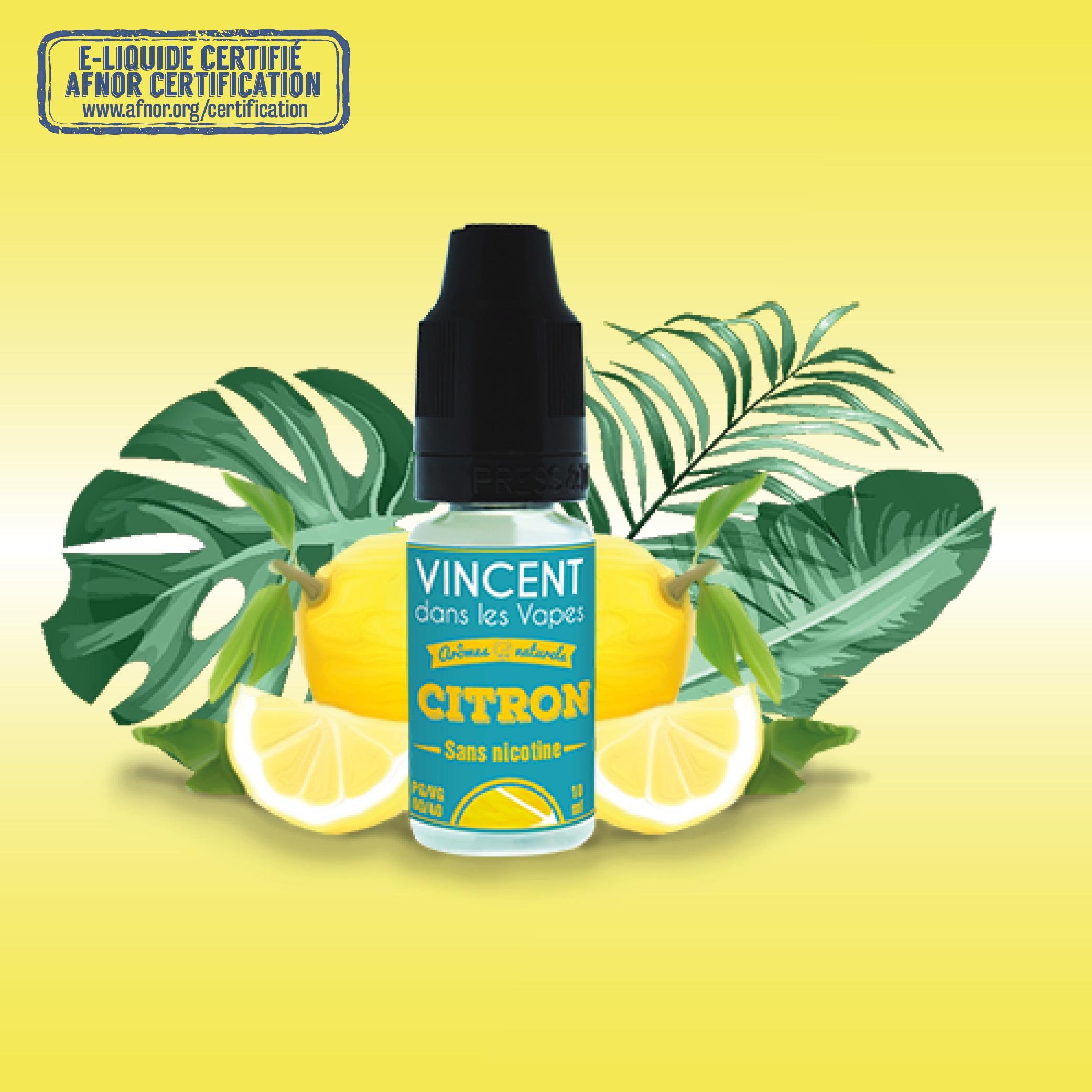 Les Incontournables - Saveur Citron
