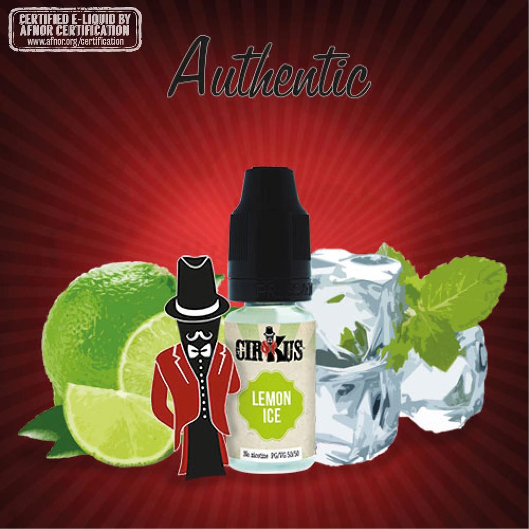 Authentic CirKus - Lemon Ice