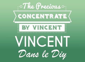 The Precious Concentrate by Vincent