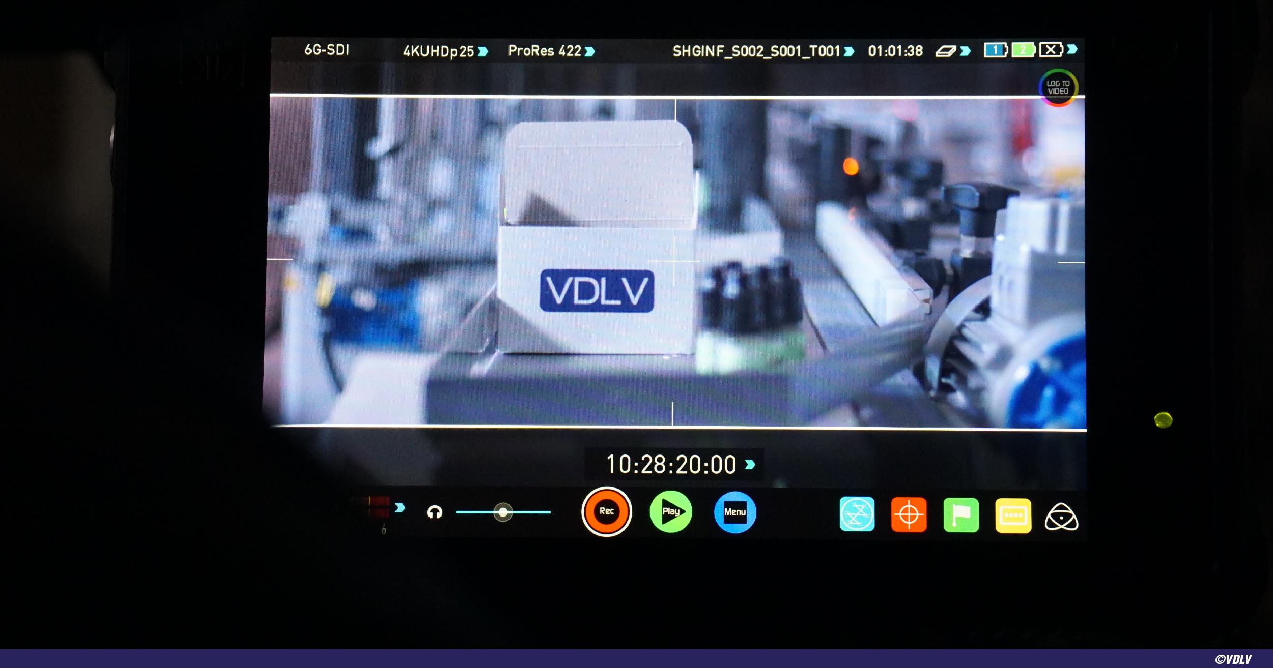 Les nouvelles vidéos de VDLV sont en ligne.