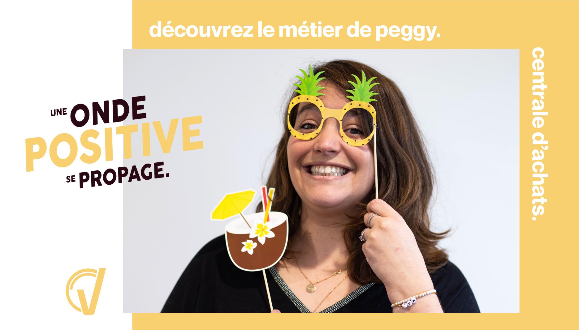 Les Talents de VDLV – Peggy, responsable des achats