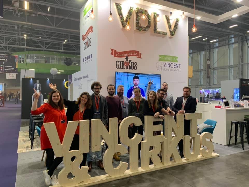 La team VDLV était à VAPEXPO Nantes 2019
