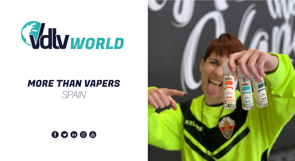 VDLV World – More Than Vapers Shop Elche