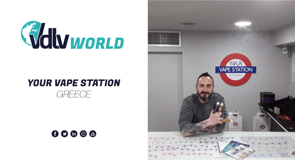VDLV World – Your Vape Station Athens