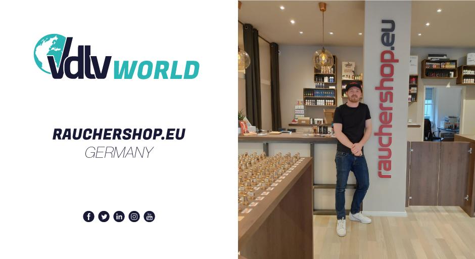 VDLV World – Rauchershop.eu Berlin