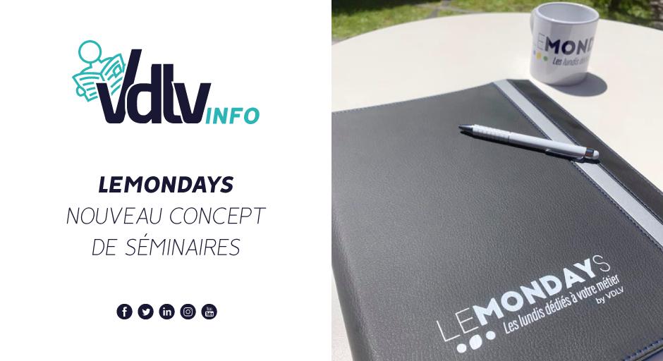 LemonDays, le nouveau concept de séminaires by VDLV