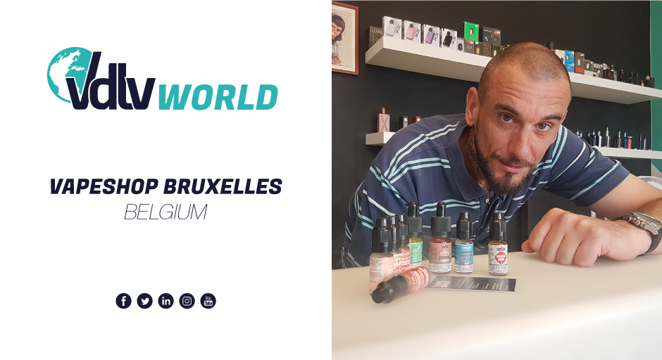 VDLV World – VapeShop Bruxelles – Belgique