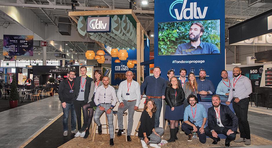 VDLV au Vapexpo Paris 2019