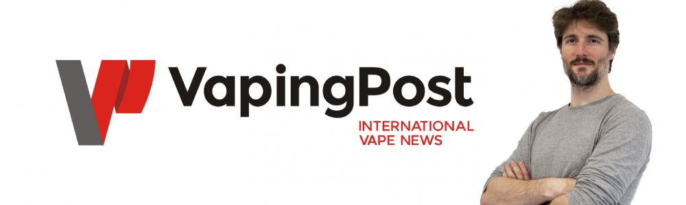 vaping post logo