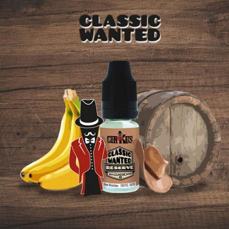 E-liquide Classic Wanted - Réserve