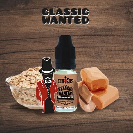 E-liquide Classic Wanted - Sweet
