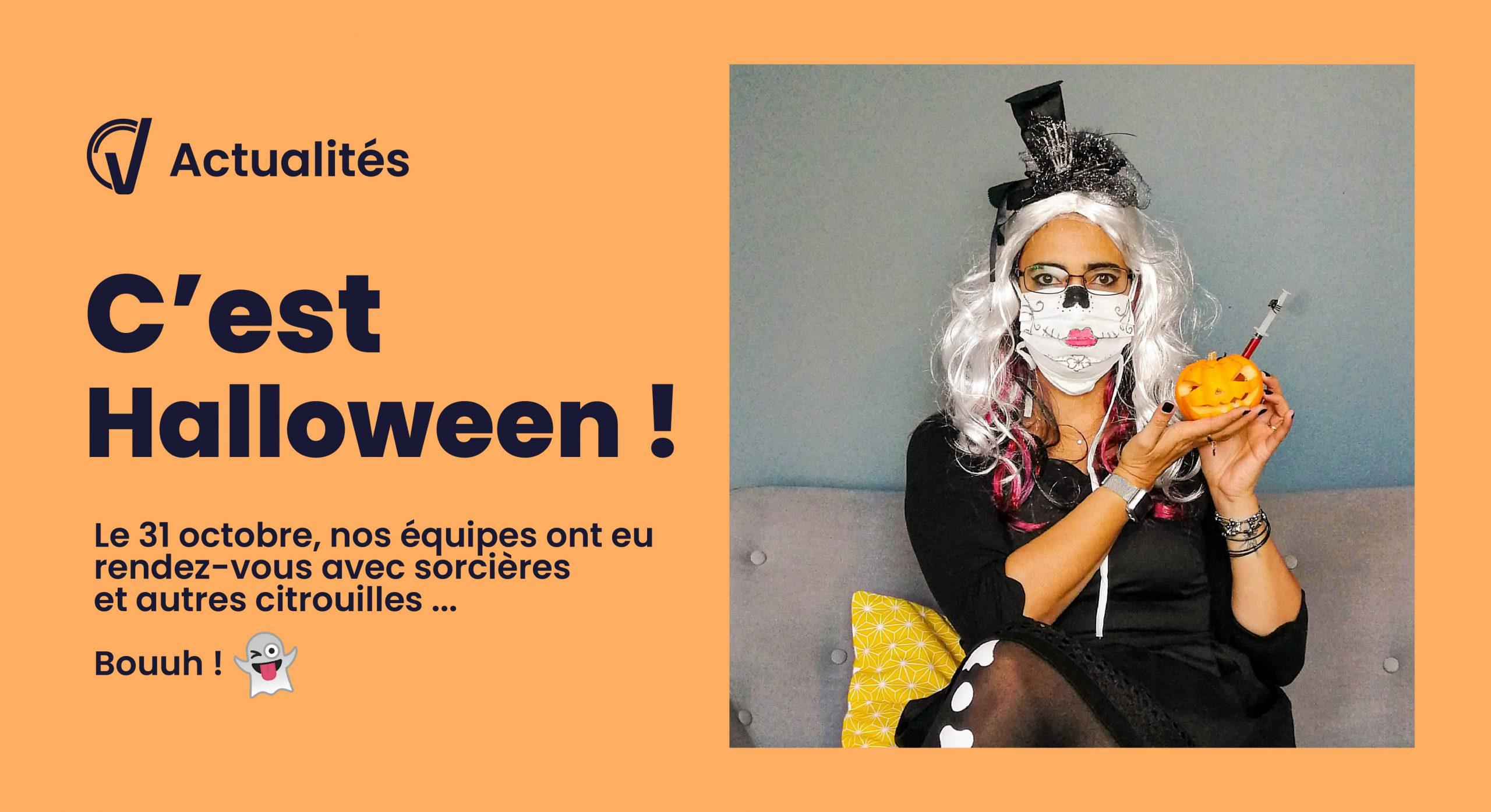 Halloween chez VDLV